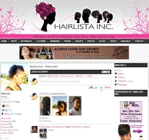Hairlista