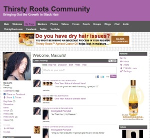 Thirsty Roots Community