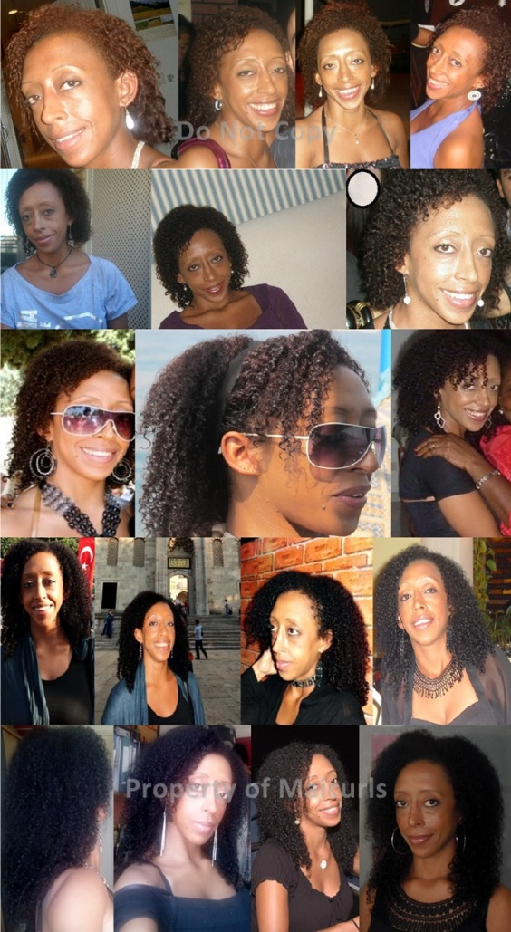 From my Transition to my Natural Curls