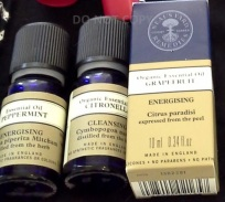 Neal's Yard Remedies - Grapeseed, Citronella & Peppermint Organic Essential Oil