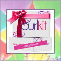 Curl Kit from Nappy Fu