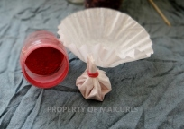 Hibiscus Powder Bag