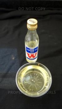 I use 70% Castor Oil