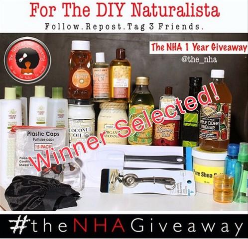 NHA Giveaway