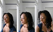 super defined twist-out before separating
