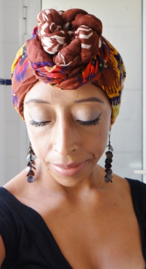 Double Knot Head Wrap