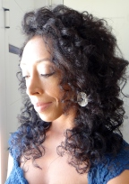 Jumbo Perm Rod Curls Separated
