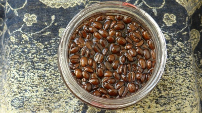 Coffee Bean Infused in Butter