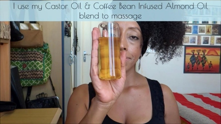 Oil for Scalp Massage