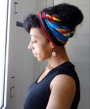 wrapped up braid out