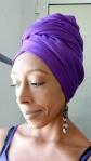 Faux huge Headwrap