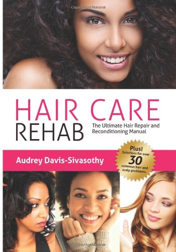 Hair Care Rehab - Image Source: Amazon.com